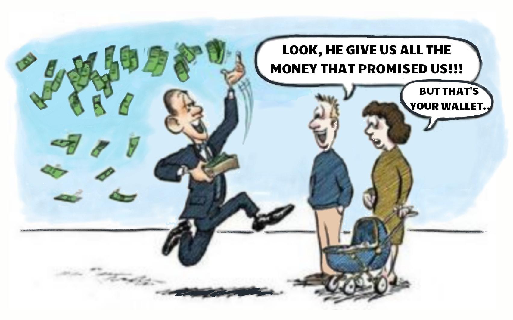 Estartit our money