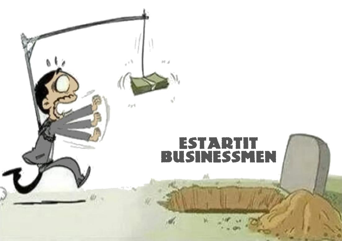 Businessmen Estartit